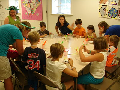 Photo of WBCC Sunday School Activities