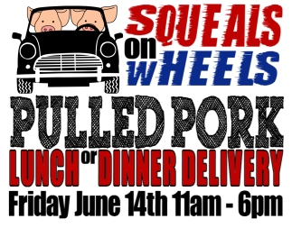 Squeels on Wheels 2013 Banner