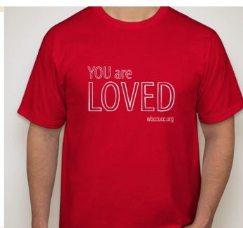 you are loved t shirt