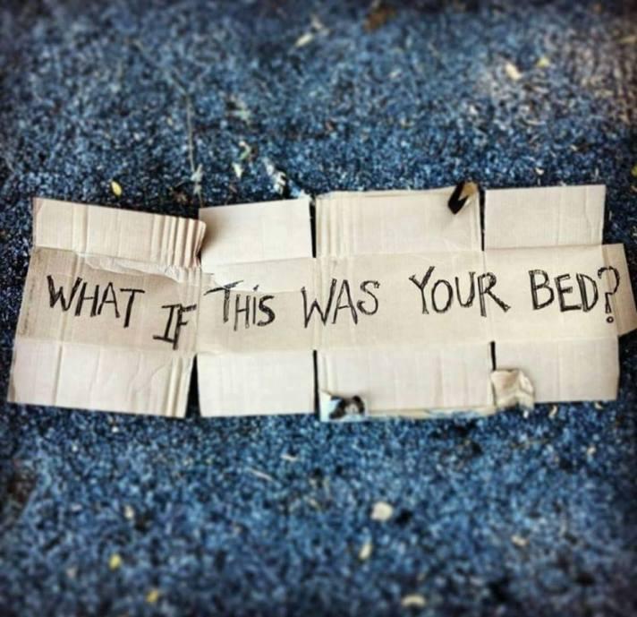 shanty bed